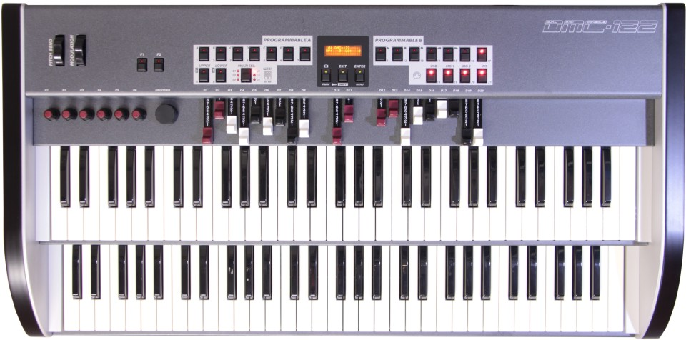 DMC-122 organ-style MIDI controller - KVR Audio