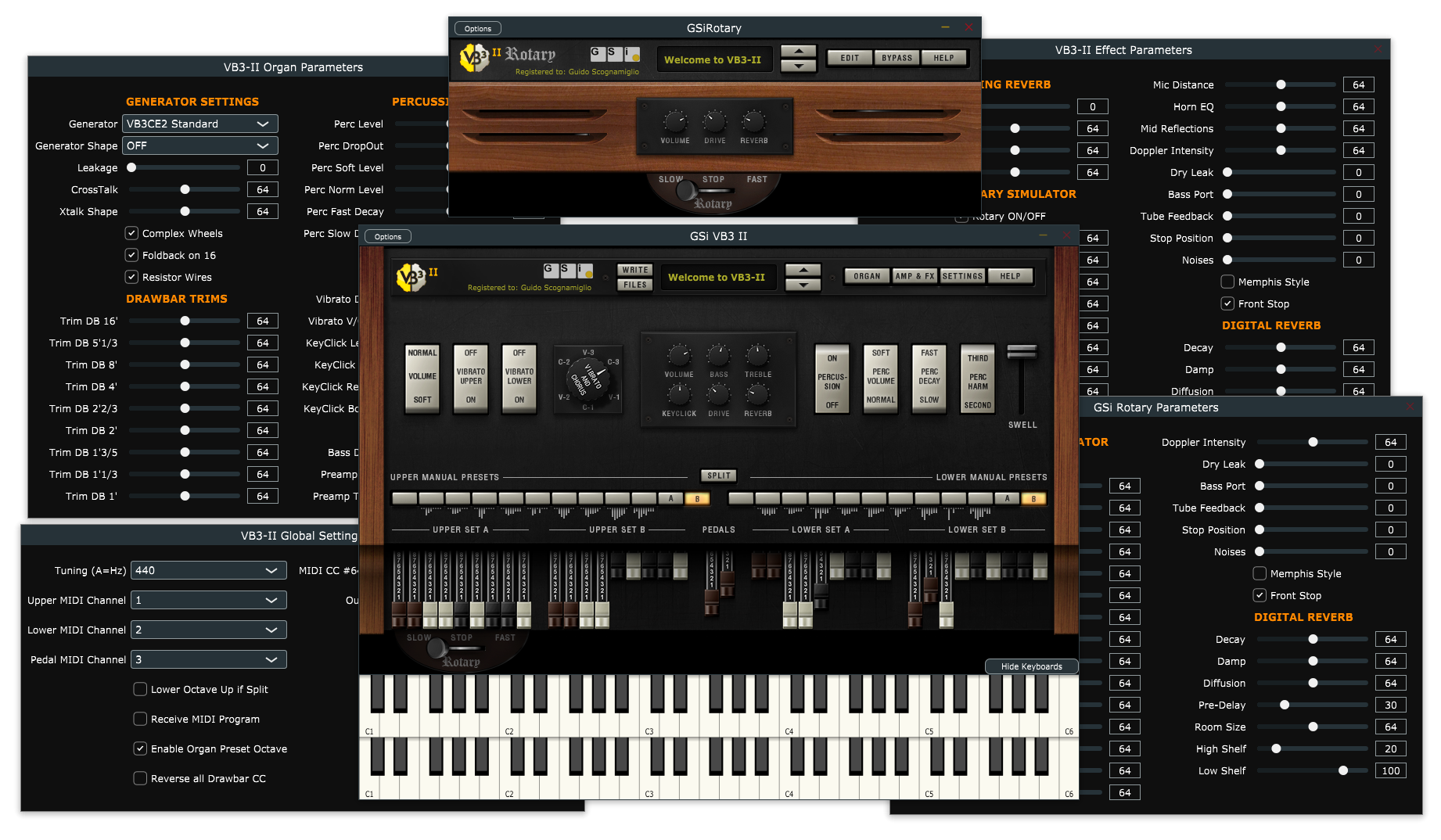 GSi - Soundware for musicians