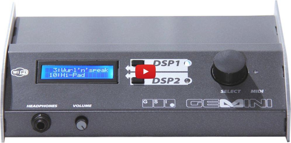 GSi - Gemini - Dual DSP Sound Module