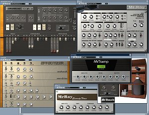 Legacy donationware plugins from SoundFonts.it
