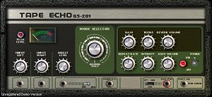 GS-201 Tape Echo