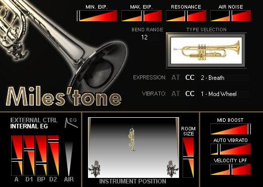 trompeta virtual