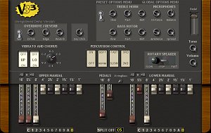 VB3 The Ultimate Virtual Tonewheel Organ